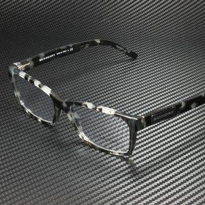 Burberry Grey Havana Men's Eyeglasses 54mm…